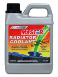 Master Radiator Coolant Concentrate