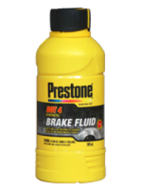 Prestone Brake Fluid DOT4
